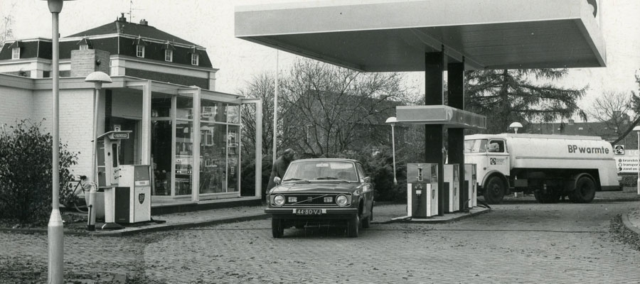 Tankstation Amstenrade